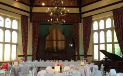 Wedding Catering at Woolhanger Manor