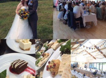 Wedding Catering in Stokeinteignhead