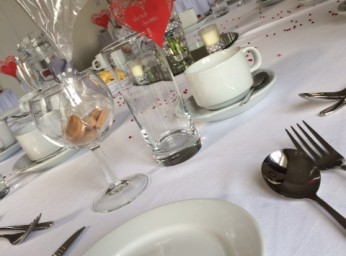 Wedding at Hallsannery, Bideford for 100