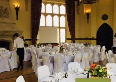 Jane & Richard's wedding at Woolhanger Manor, north Devon