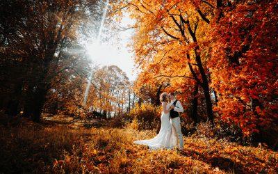 Inspiration for September Weddings