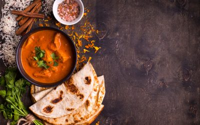 Curry, Spice and all Things Nice at your Wedding