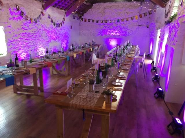 Abbie & Brock's wedding – The Old Barn, Clovelly