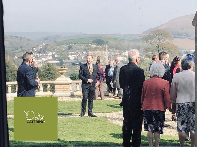 Anna & Paul's wedding – Tawstock Court
