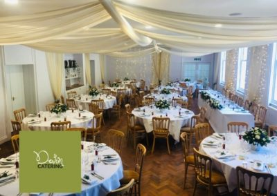 Jenita and Alex's wedding at Tawstock Court